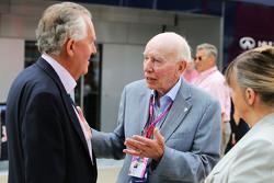 Rt Hon Peter Haim MP and John Surtees