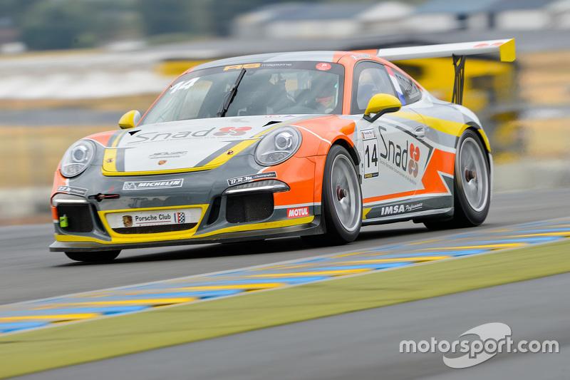 Porsche Endurance Cup, Action