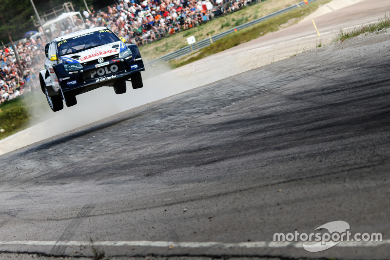 Tord Linnerud, Volkswagen Team Swedia Polo R WRX