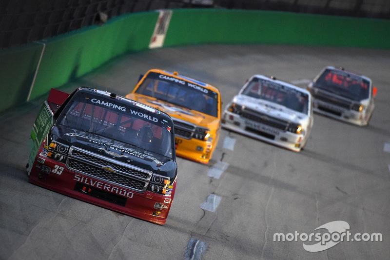 Brdanon Jones, GMS Racing Chevrolet