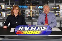 Raceline com Tiffany Ricardo e Joe Moore