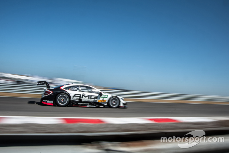 Пол ді Реста, HWA AG Mercedes-AMG C63 DTM