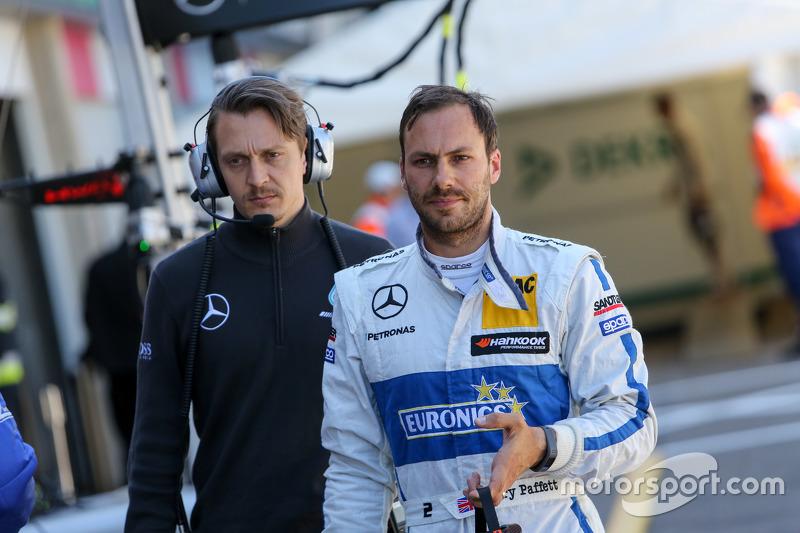 2 Gary Paffett, ART Grand Prix Mercedes-AMG C63 DTM