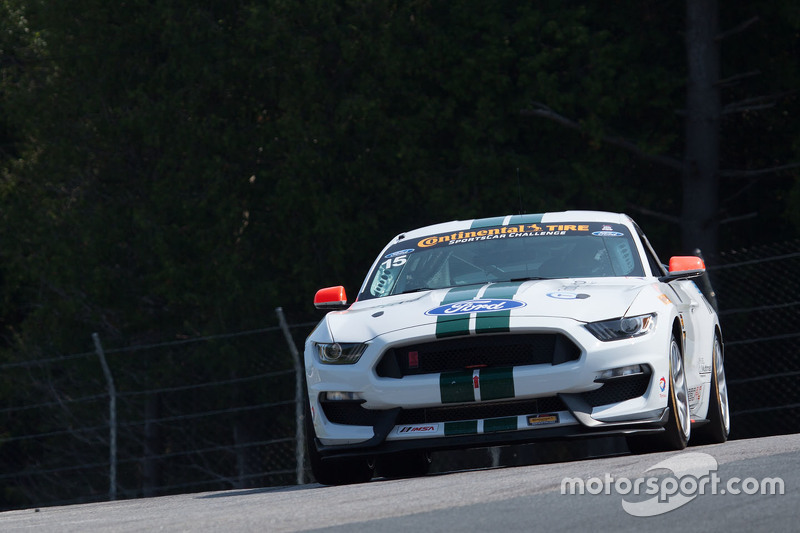 #15 Multimatic Motorsports Ford Mustang Boss 302R: Scott Maxwell, Billy Johnson