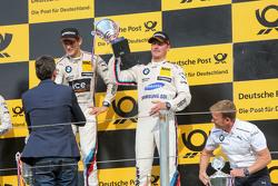 Peringkat ketiga Maxime Martin, BMW Team RMG BMW M4 DTM