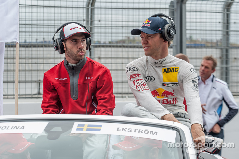 Мігель Моліна та Маттіас Екстрем, Audi Sport Team Abt Sportsline Audi RS 5 DTM