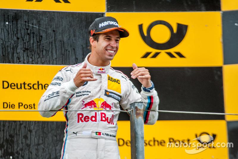 #13: Antonio Felix da Costa (BMW)