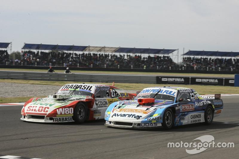 Mariano Altuna, Altuna Competicion Chevrolet, dan Martin Ponte, RUS Nero53 Racing Dodge