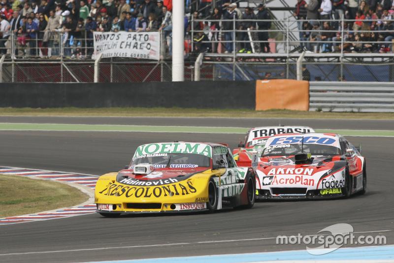 Nicolas Bonelli, Bonelli Competicion Ford, dan Guillermo Ortelli, JP Racing Chevrolet, dan Mariano A