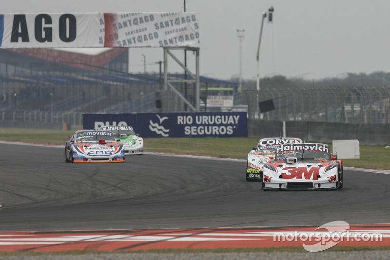 Mariano Werner, Werner Competicion Ford, dan Juan Marcos Angelini, UR Racing Dodge, dan Christian Lede sma, Jet Racing Chevrolet, dan Santiago Mangoni, Laboritto Jrs Torino