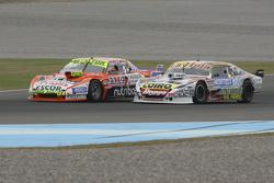 Jonatan Castellano, Castellano Power Team Dodge y Sergio Alaux, Coiro Dole Racing Chevrolet