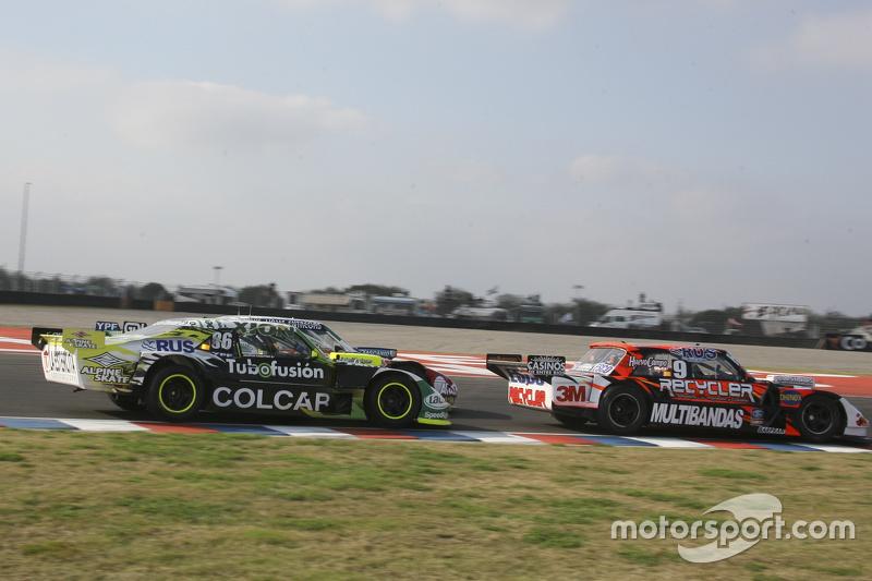 Маріано Вернер, Werner Competicion Ford та Агустін Канапіно, Jet Racing Chevrolet