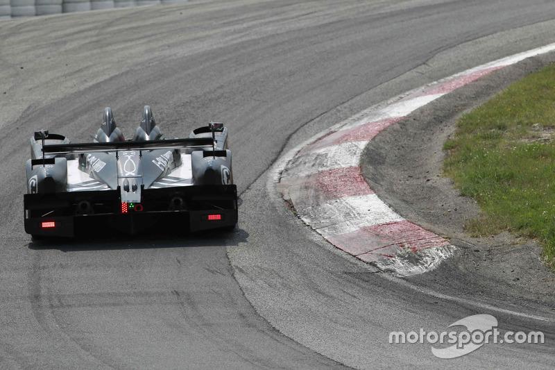 #52 PR1 Mathiasen Motorsports Oreca FLM09: Майк Гуаш, Том Кімбер-Сміт