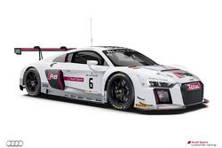 #6 Audi Sport - Takım: Phoenix Audi R8 LMS