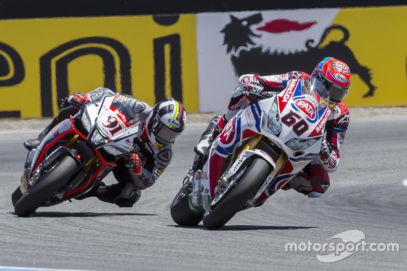Майкл ван дер Марк, Pata Honda World Superbike Team