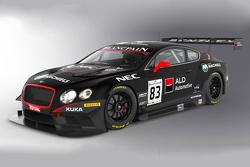 Nuova livera per la Bentley del Team HTP