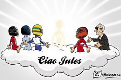 Ciao Jules