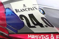 Blancpain, dettaglio