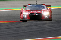 #1 Belgian Audi Club Team WRT Audi R8 LMS: Лауренс Вантор, Рене Раст, Маркус Вінкелхок