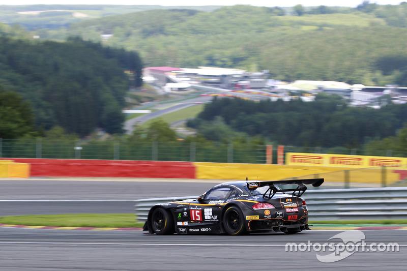 #15 Boutsen Ginion Racing BMW Z4: Karim Ojjeh, Olivier Grotz, Ralf Oeverhaus, Jordan Grogor