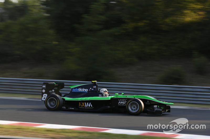Alex Fontana, Status Grdan Prix