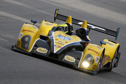 Oreca FLM09 команды JDC/Miller Motorsports: Стивен Симпсон, Михаил Гойхберг