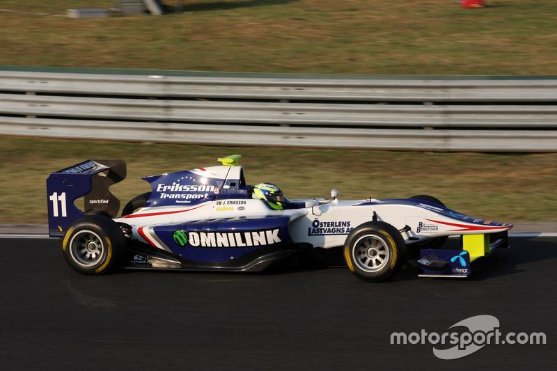 Jimmy Eriksson, Koiranen GP