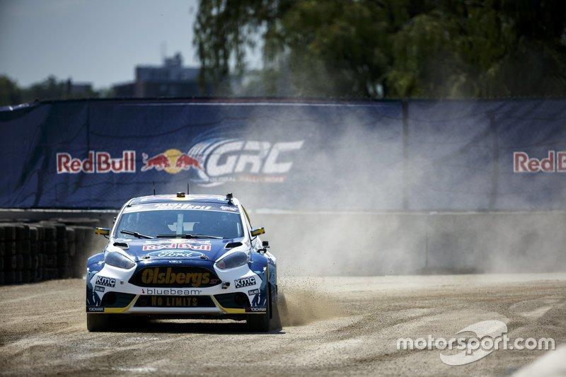 Sebastian Eriksson, Olsbergs MSE Ford