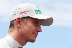 Nico Hulkenberg, Sahara Force India F1 di grid