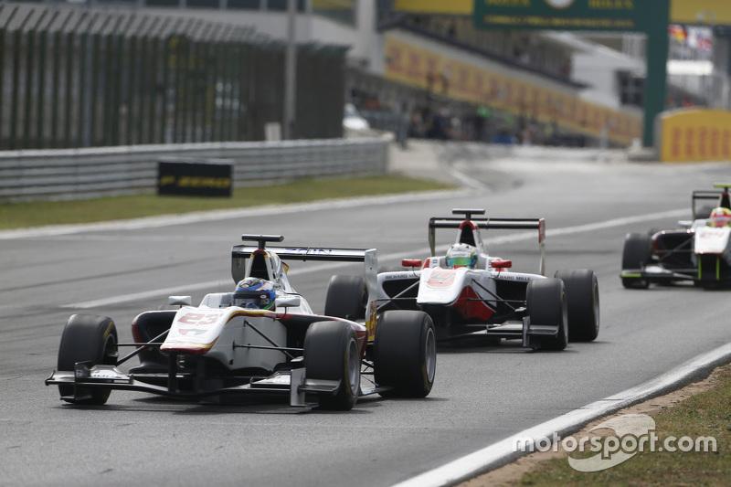Zaid Ashkanani, Campos Racing memimpin Alfonso Celis Jr., ART Grand Prix
