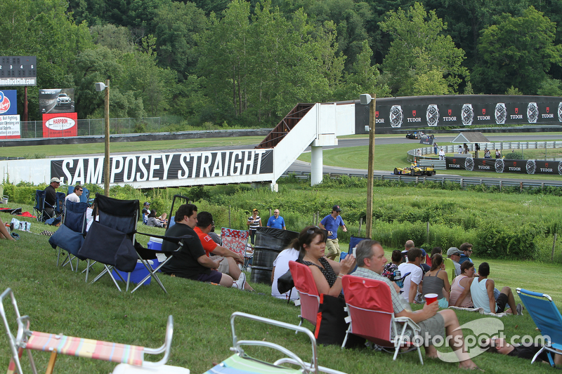 Sam Posey Straight di Lime Rock Park
