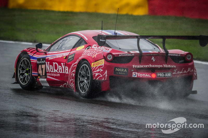 #47 AF Corse Ferrari 458 Italia: Стефан Лемере, Пасін Латурас, Алессандро П'єр Гуіді, Джанмаріа Бруні