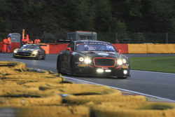#83 Bentley Team HTP Bentley Continental GT3: Max van Splunteren, Fabian Hamprecht, Louis Machiels