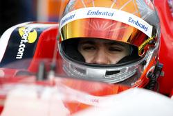 Пьетро Фиттипальди, Fortec Motorsports Dallara Mercedes-Benz