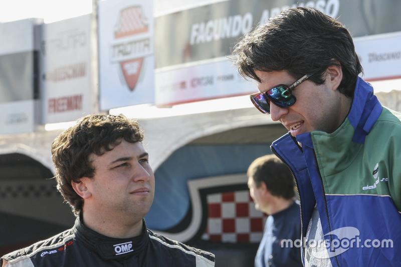 Jonatan Castellano, Castellano Power Team Dodge, dan TCP driver Cristian di Scala