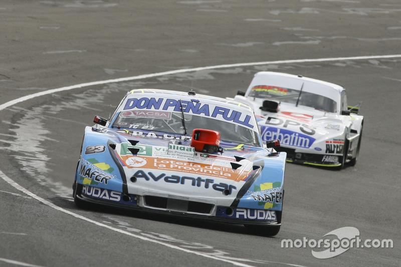 Мартін Понте, Nero53 Racing Dodge та Леонел Сотро, Alifraco Sport Ford