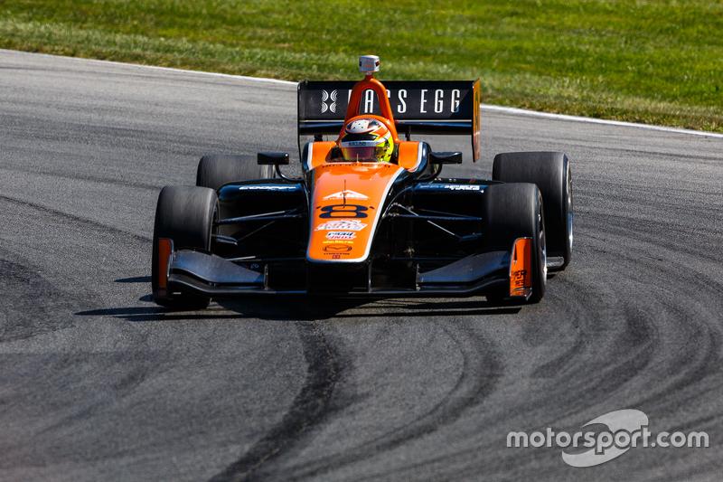 Sean Rayhall, 8Star Motorsports