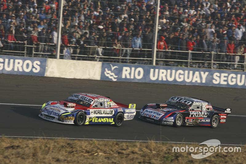 Juan Martin Trucco, JMT Motorsport Dodge dan Emanuel Moriatis, Alifraco Sport Ford