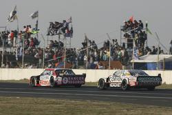 Jose Manuel Urcera, JP Racing Torino and Juan Marcos Angelini, UR Racing Dodge