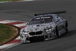 BMW M6 GT3 en tests