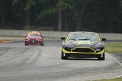 #09 Automatic Racing Aston Martin Vantage: Charlie Putman, Charles Espenlaub