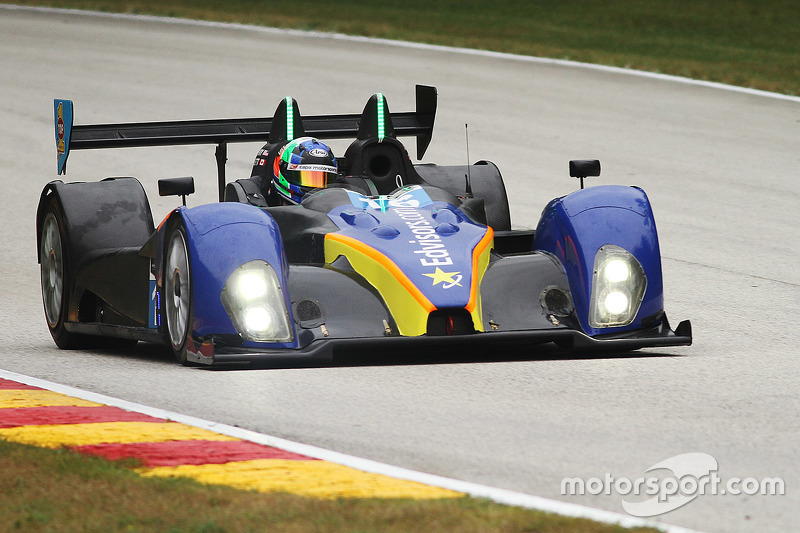 #16 BAR1 Motorsports Oreca FLM09: Matt McMurry, Daniel Burkett