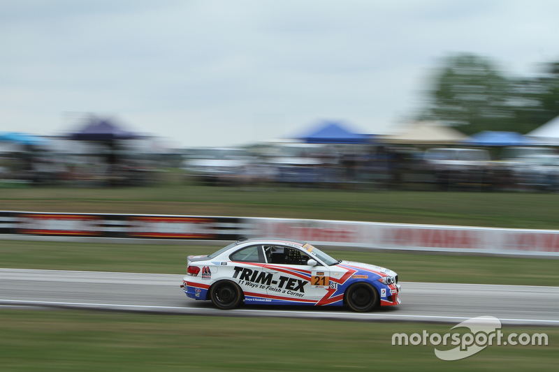 #21 Burton Racing BMW 128i: Joe Koenig, Josh Bilicki