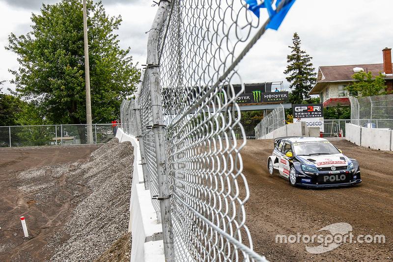 Tord Linnerud, Volkswagen Team Swedia