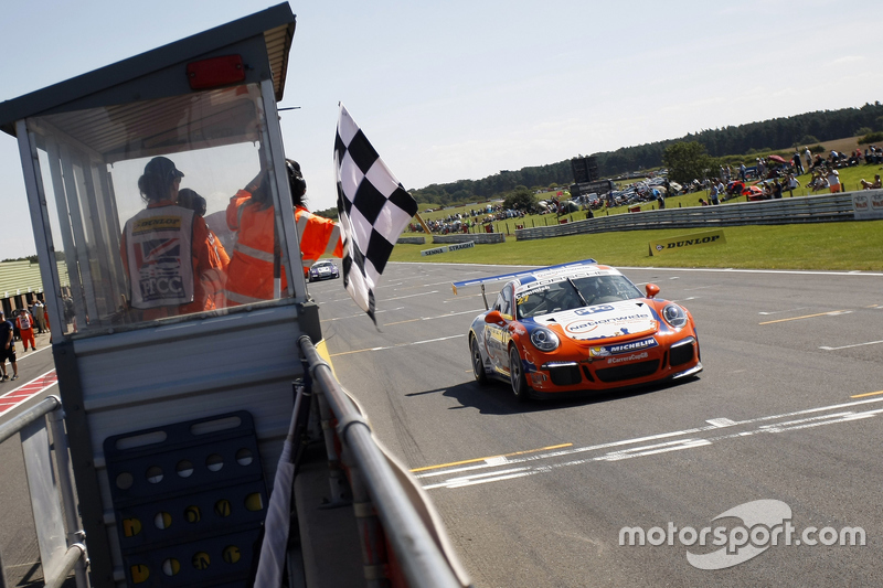 Carrera Cup UK: Snetterton