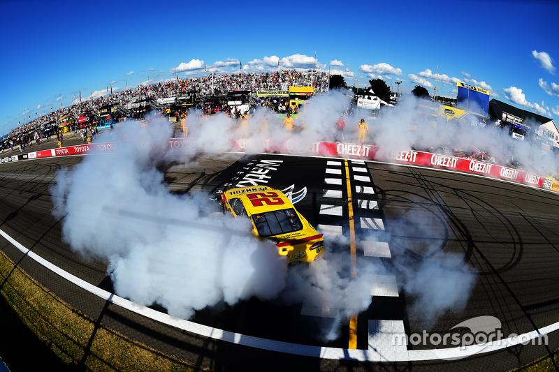 2015, Watkins Glen: Joey Logano (Penske-Ford)