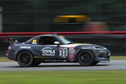 #33 Mazda MX-5: Adam Polve