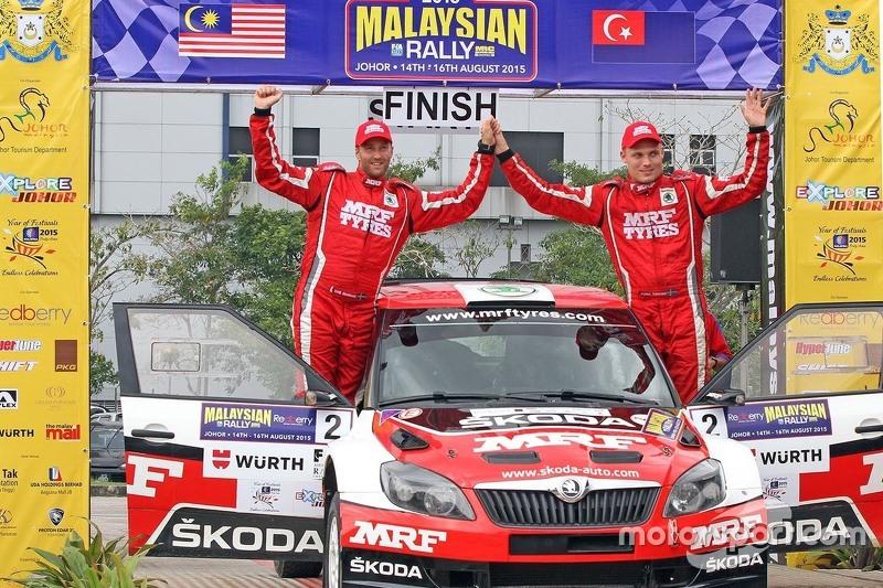 Asia Pacific Rally Championship: Malaysia
