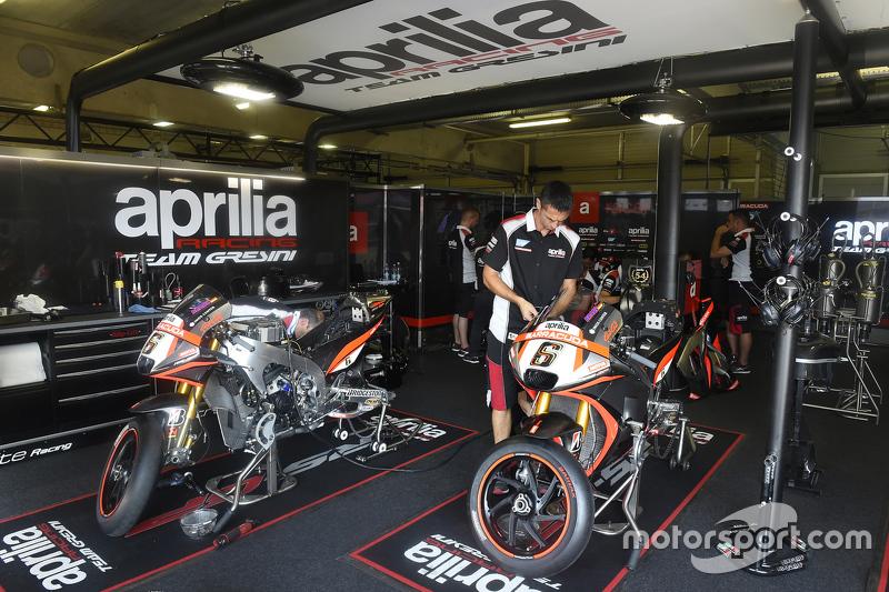 Garasi Aprilia Racing