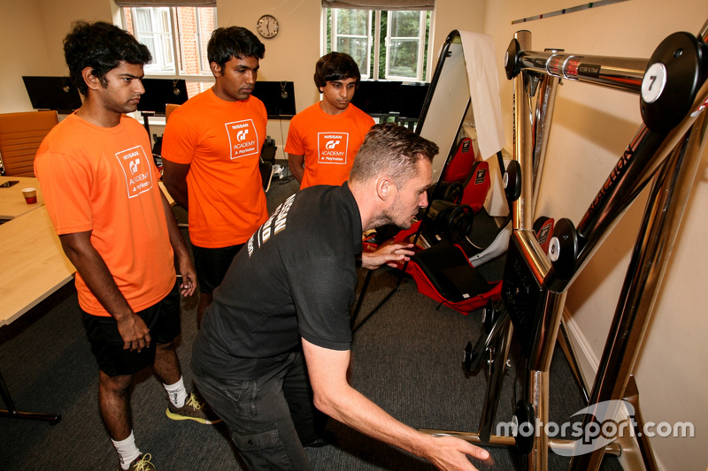 Physical preparation of the Indian team